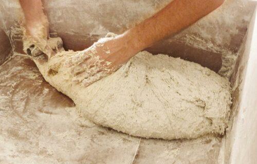 Le Croissant Fertile farine eau et levain